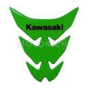 """【あす楽対応】 KAWASAKI純正 カワサキ J2007-0039 タンクパッド """"KAWASAKI"""""""