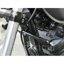 【あす楽対応】 キジマ KIJIMA 217-3012 フロントウインカーステー フレームマウント ブラック YAMAHA BOLT