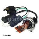 217-6143 LEDヘッドライトバルブ H4タイプ キジマ Kijima HONDA車 CB400 CB1300 CRF250L PS250 VT400S シャドウ NC700 NC750 CBR900RR