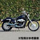 モリワキ MORIWAKI 01810-H41H1-20 フルエキゾーストマフラー GALAXY BLUE HONDA VT400S 10年?