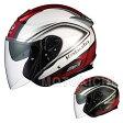 OGKカブト ASAGI CLEGANT ジェットヘルメット オープンフェイス