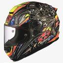【3月23日発売予定】OGKカブト RT-33 AKIYOSHI フラットブラックイエロー フルフェイスヘルメット