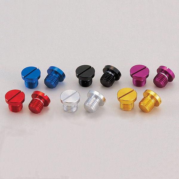 Posh ポッシュ ミラーホールキャップ M10正ネジ 1個売り 汎用 000806-01 000806-02 000806-03 000806-04 000806-05 000806-06