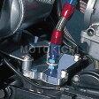 POSH ポッシュ 033019-06 ブリーザープレート ブラック KAWASAKI GPZ900R ZZR1100(D)