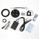 プロテック 65004 LB7-KN LEDヘッドライトバルブキット H7 6000K DC12V 20W Kawasaki Ninja250 YZF-R25