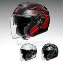 【7月発売予定】SHOEI J-Cruise REBORN ジェットヘルメット ショウエイ TC-1 レッド/ブラック TC-5 グレー/ブラック TC-6 ホワイト/グレー