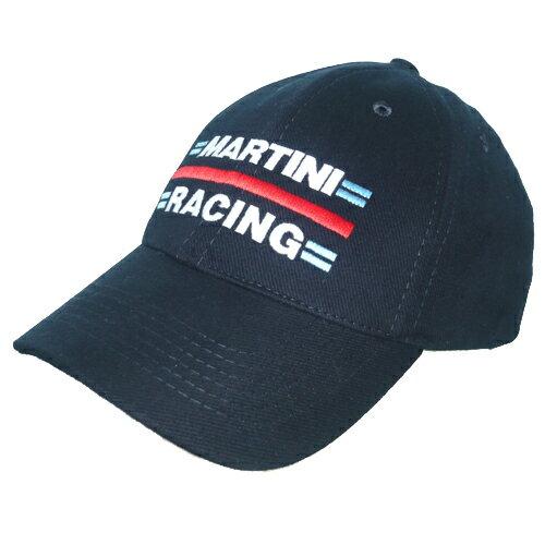 【マルティニ レーシング/MARTINI RACING】 CLASSIC CAP/NV( レーシング クラシック キャップ/ネイビー) 帽子