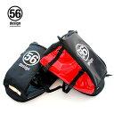 【56デザイン/56design】56DESIGN AERO SEAT BAG タンデムシート バッグ レインウェア サイフ 入れ【送料無料】 父の日 ギフト