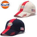 【ガルフ/GULF】M. DELANEY BASECAP M.ディレイニー ベースボールキャップ フリーサイズ 帽子【プレゼント ギフト】