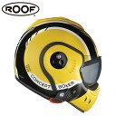 【ルーフ/ROOF】BOXER V8 LP20 ボクサー ブラック×イエロー×ホワイト システムヘルメット バイク【送料無料】 ギフト