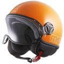 【モモデザイン/MOMO DESIGN】 FIGHTER GLAM(ファイター グラム)オレンジ ヘルメット バイク 【送料無料】
