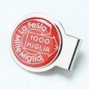 【ミッレ ミリア/Mille Miglia】ロゴ ゴルフマーカー GOLF MAKER【メール便可】【プレゼント ギフト】