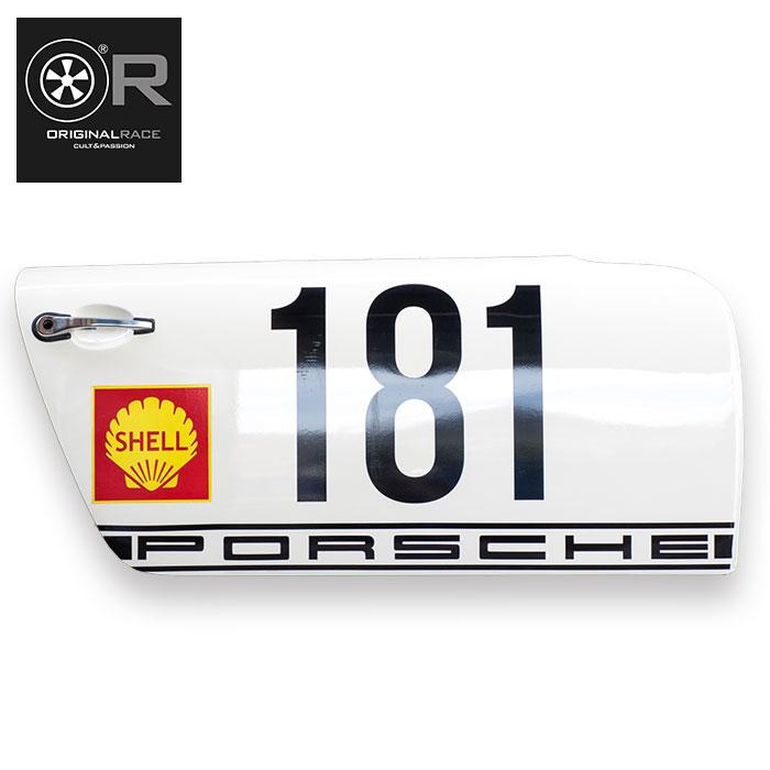 受注生産【オリジナル レース/Original Race】ポルシェ911 ドア 1969 ポルシェ 911 R ツール・ド・フランス(181号車)ディスプレイ用 1/1サイズ