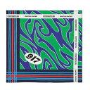【ポルシェ マルティニ レーシング/PORSCHE MARTINI RACING】スカーフ ポルシェ917L ル・マン24時間レース ヴィック・エルフォード【メール便可】