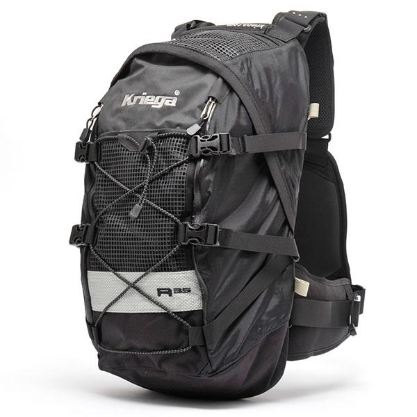 【送料無料】Kriega(クリーガ)ライディング専用ラックサックR35|リュック 鞄 バッグ バック 旅行 ツーリング アウトドア バイカー ファッション 30代 40代 バックパック リュックサック ツーリングバッグ モーターサイクル オートバイ バイク カバン かばん