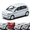 Volkswagen(フォルクスワーゲン)up!コレクション up! 4door 1/87スケールミニチュアカー