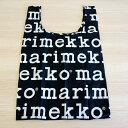 マリメッコ / marimekko スマートバッグ(エコバッグ/ポーチ付き) MARILOGO【HLS_DU】 北欧 0...