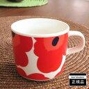 マリメッコ marimekko コーヒーカップ UNIKKO(ウニッコ)/RED