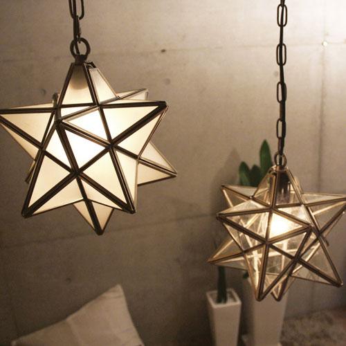 ディクラッセ LED対応照明(ペンダントライト) エトワール(径300mm):モットズット 壁掛け 空間に雰囲気を。照明でお部屋を変える ムーミン 布おもちゃ♪