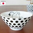 ムーミン 陶器(イングレーズ絵付)のライスボウル お茶碗 ム...