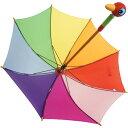 ヴィラック vilac 木の子供傘 トリ