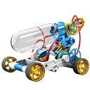 エレキット 工作キット・エコ教材 エアエンジンカー(14歳から)