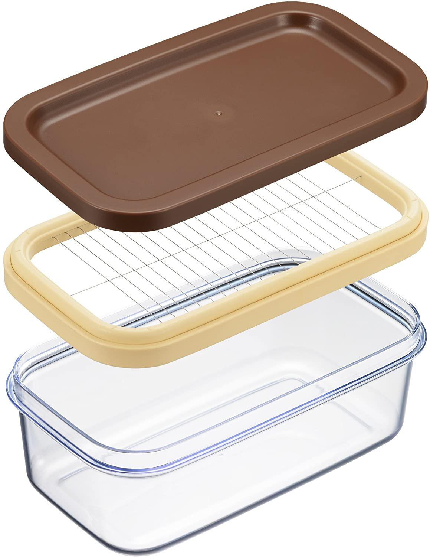 ヨシカワホームベーカリー倶楽部 保存ができるバターカッター