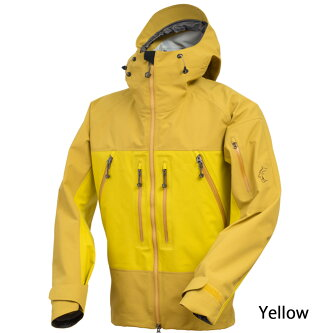 TETONBROS.(�ƥ����ȥ�֥?)TBJacket(Yellow)(���)(���㥱�å�)(�ͥ�������)(PolartecNeoShell)������̵���ۡڥ��������