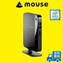 【ポイント10倍】【送料無料】マウスコンピューター デスクトップパソコン [ LM-mini90S-S2-MA ] 【 Windows 10 Home/Core i5-6200U/8GB メモリ/240GB SSD 】
