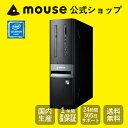 【送料無料】マウスコンピューター デスクトップパソコン [ LM-iHS310E-MA-SD ] 【 Windows 10 Home/Celeron G3900/8GB メモリ/1TB HDD..
