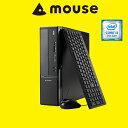 【送料無料】マウスコンピューター デスクトップパソコン 《 LM-iHS320B-MA-SD 》 【