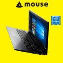《アウトレット》【送料無料】マウスコンピューター ノートパソコン 《 MB-B503E-MA-QD 》【 Windows 10 Home/Celeron N3450/4GB メモ..