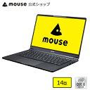 mouse X4-i5-E-MA ノートパソコン パソコン 14型 Windows10 Core i5-10210U 8GB メモリ 128GB M.2 SSD mouse マウスコンピューター PC BTO 新品