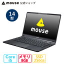 mouse X4-i5-MA ノートパソコン パソコン 14...