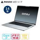 DAIV 4P-MA 14型 Core i7-1165G7 ...