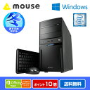 【ポイント10倍】【送料無料】マウスコンピューター [LM-iH414S-SH2-MA-WB-AP] Windows 10 Home/Core i5-6400/...