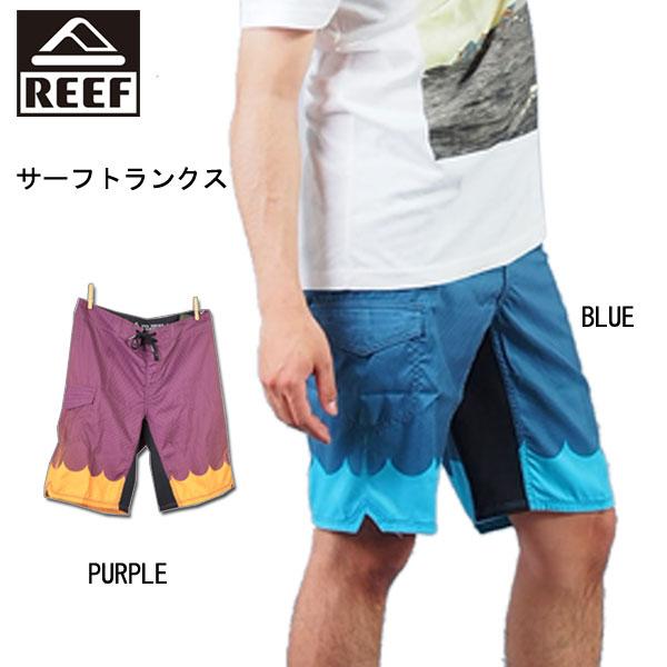 サーフパンツ メンズ リーフ REEF WATER WEB 海パン ボードショーツ サーフィン サーフトランクス【送料無料】