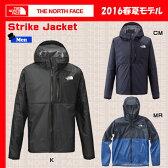 THE NORTH FACE(ザ ノースフェイス) MEN'S STRAIKE JACKET 男性用ストライク ジャケット≪TNF_2016SS_dcn≫