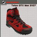 マムート MAMMUT Teton GTX Men 3107 トレッキングシューズ (PDN)