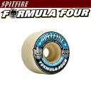 SPITFIRE(スピットファイヤー)WHEELS FORMULAFOUR 99D CLASSIC FULL WHT