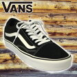 スニーカー シューズ メンズ バンズ VANS USモデル CLASSIC+ OLD SKOOL LITE + (SUE/CVS)BLACK/WHITE【p-ap】