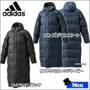 スポーツウェア ジャケット メンズ アディダス adidas M ロングダウンコート モデルNo. BVA14