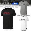 スノーボード アパレル ウェア OAKLEY(オークリー) Tシャツ 半袖 FP LOGO S/S TEE