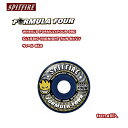 SPITFIRE(スピットファイヤー) WHEELS FORMULAFOUR 99D CLASSIC MIDNIGHT RUN NAVY ウィール SK8