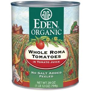 ホールローマ・トマト缶796g