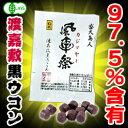 なんと!あの黒ウコン使用サプリ「風車祭(カジマヤー)」1袋10粒入=1回分は、渡嘉敷島の黒ウコン含有