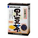 【山本漢方】100%黒豆茶 10g×30包☆☆※お取り寄せ商品【RCP】【02P03Dec16】