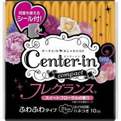 【ユニ・チャーム】センターイン コンパクト フレ...の商品画像
