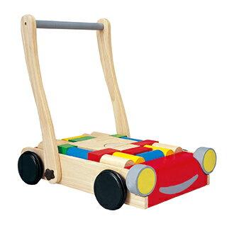 5123 ベビーウォーカー PLAN TOYS プラントイ 知育玩具木製 木のおもちゃ 出産祝い 誕生日 赤ちゃん 子供