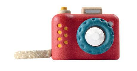 プラントイ 5633 マイファーストカメラ PLANTOYS 知育玩具 木製 木のおもちゃ 出産祝い 誕生日 赤ちゃん 子供